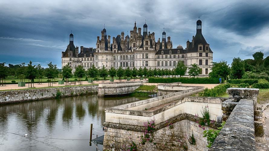 Chambord Fotokurs Loire Chateau Frankreich Urlaub Kamera