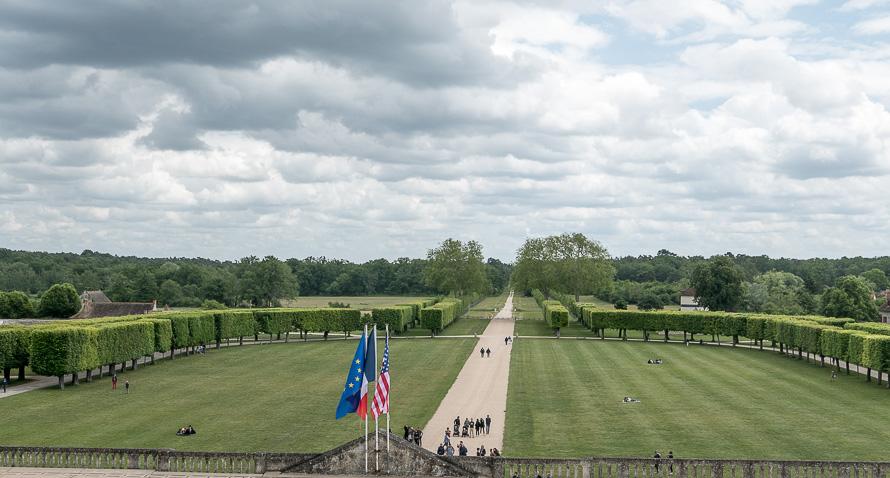 Chambord Fotokurs Loire Chateau Frankreich Urlaub Kamera 1120961