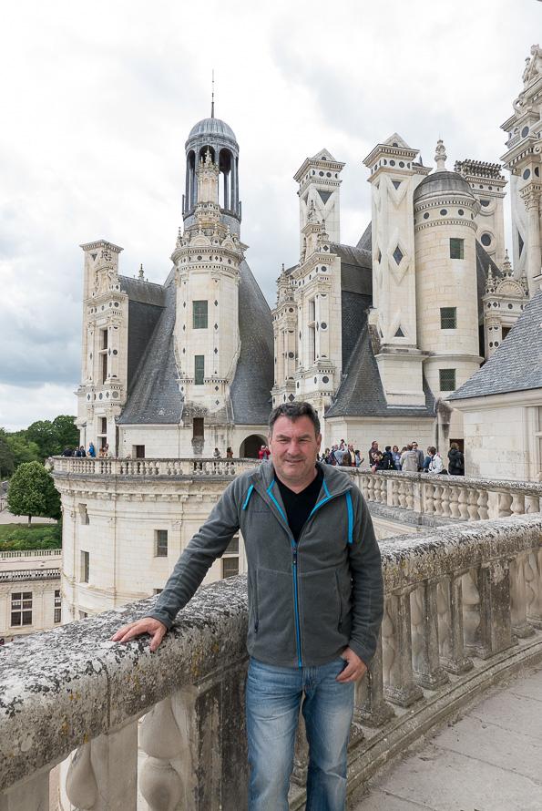 Chambord Fotokurs Loire Chateau Frankreich Urlaub Kamera 1120997