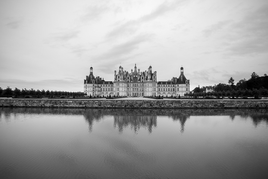 Frankreich Fotografieren Loire Tal Chateau Chambord Nikon 5552