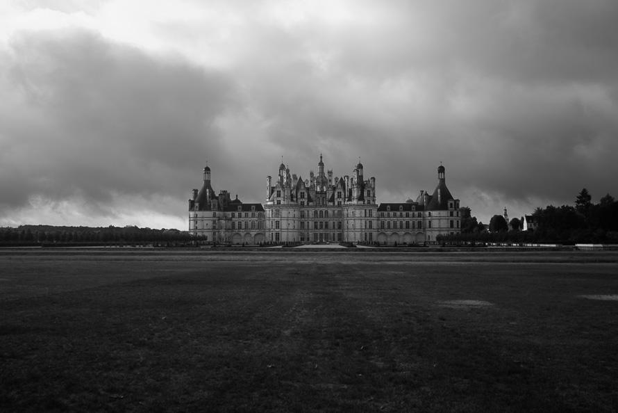 Frankreich Fotografieren Loire Tal Chateau Chambord Nikon 5718