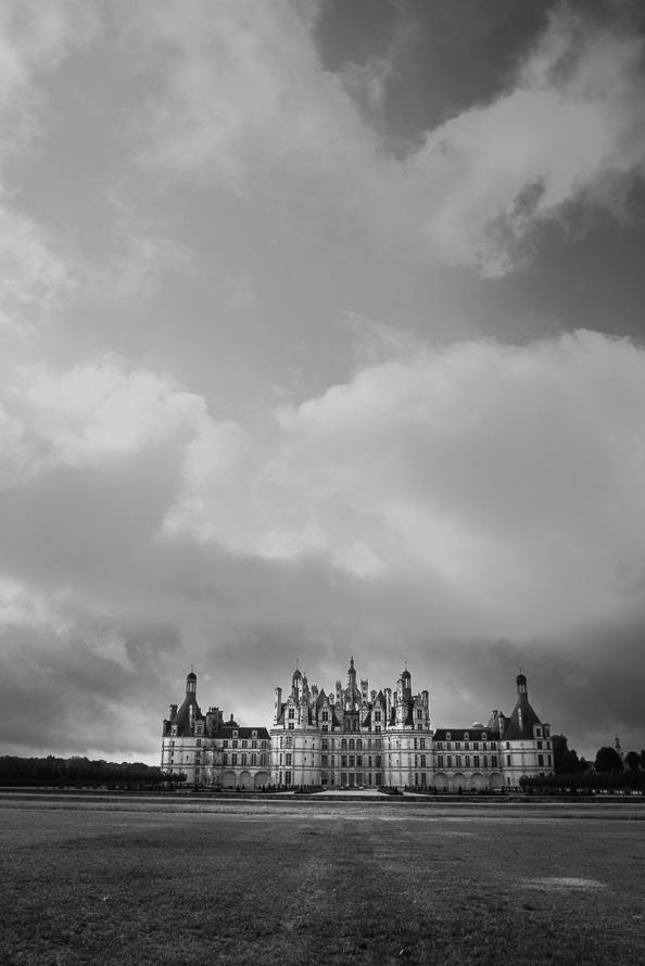 Frankreich Fotografieren Loire Tal Chateau Chambord Nikon 5733