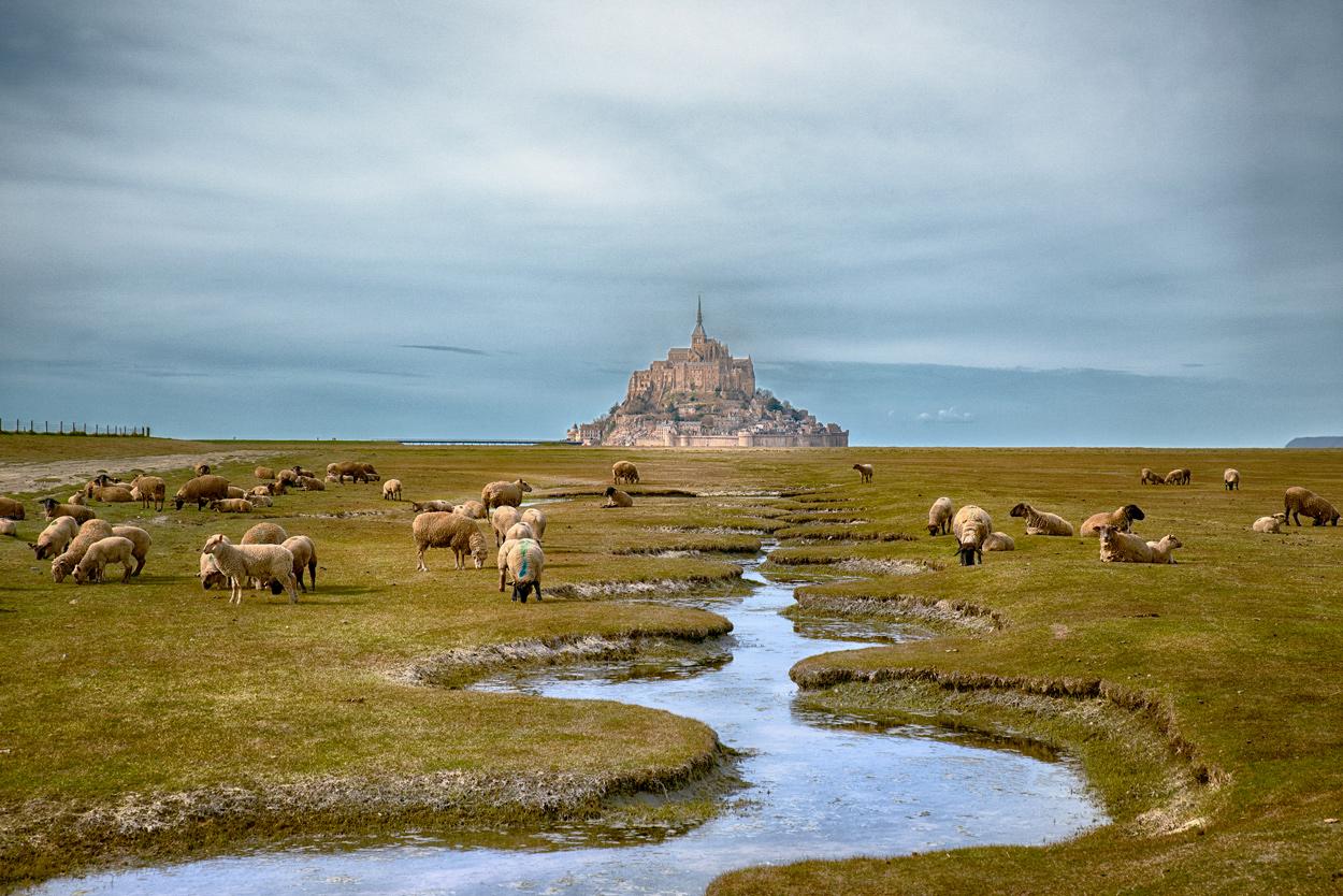 Fotoreise Tipp Normandie Frankreich Fototour Gerhard Figl