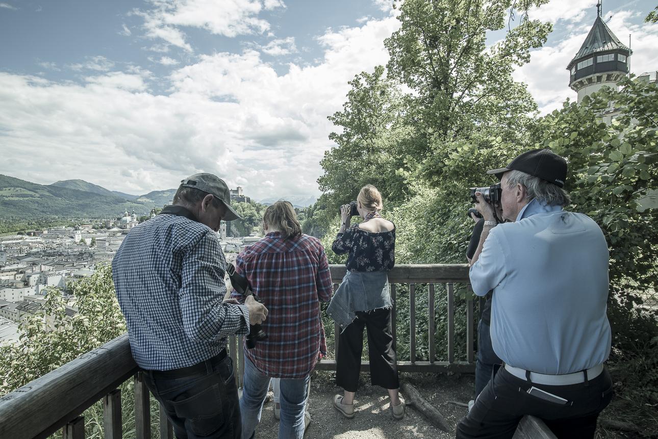 Fotokurse in Salzburg Altstadt 0638